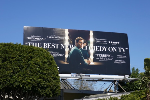 Barry season 1 FYC billboard