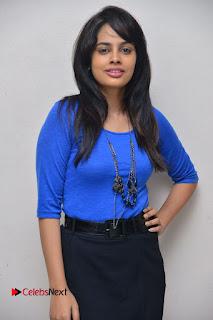 Actress Nandita Swetha Stills in Black Mini Skirt at Ekkadiki Potavu Chinnavada Movie Special Show  0001.JPG