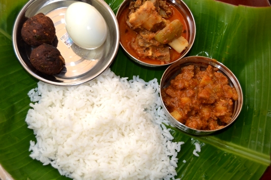 Vaniensamayalarai: Lunch Meals Recipe - Non Vegetarian 3 ...