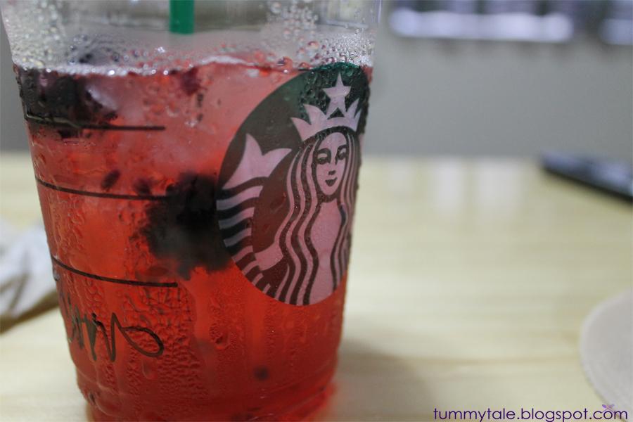 Starbucks Verry Berry Hibiscus Twenty And Beyond