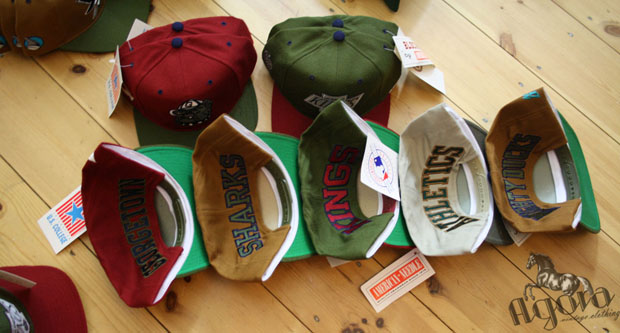 49f0d824d American Needle Blockhead Snapbacks. Re-up - Agora Clothing Blog
