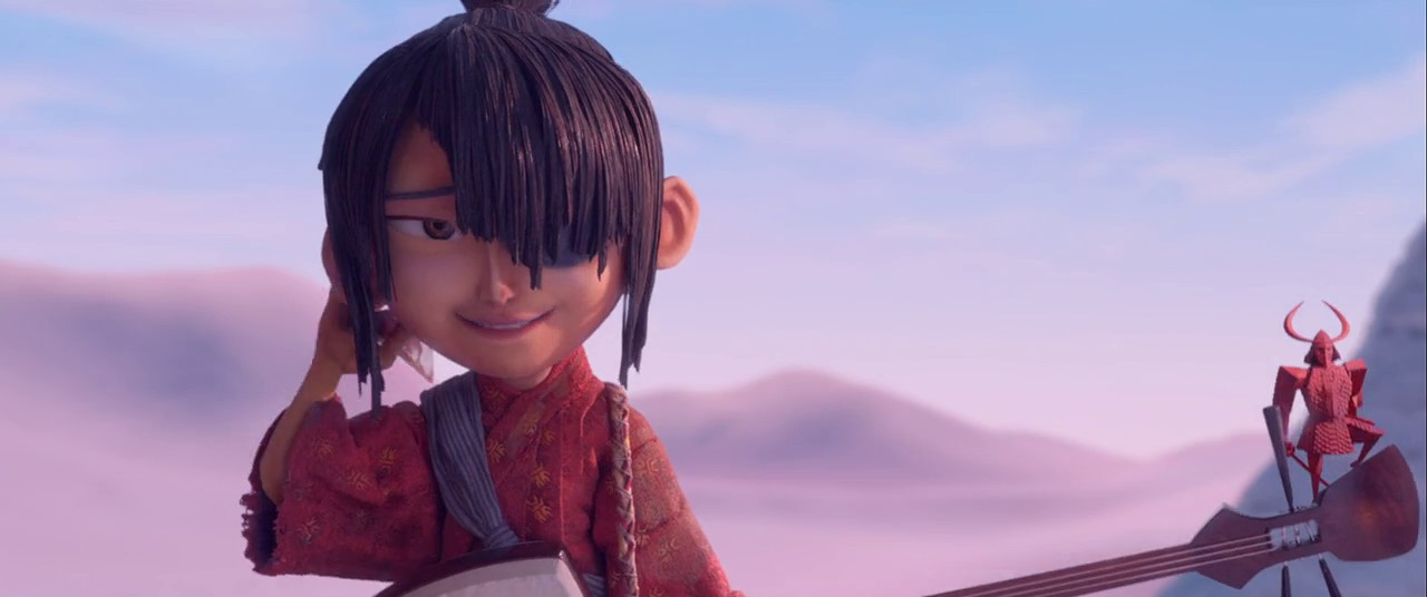 Kubo and the Two Strings (2016) 4