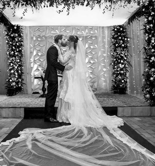Casamento Allan e Carol fabrica