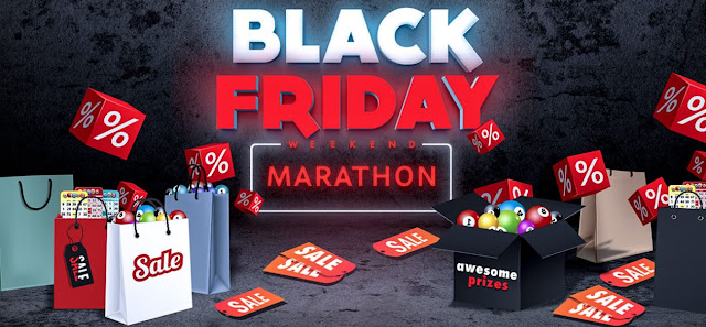Black Friday Countdown | Bingo Hall