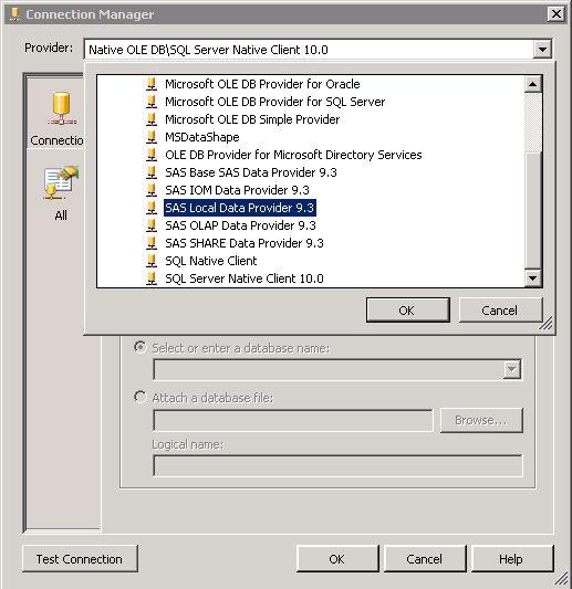 Lane's Tech Blog: Importing a  SAS7BDAT file into SQL Server