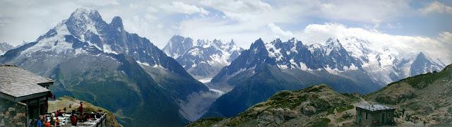 Monte Bianco: Il tetto dell'Europa occidentale