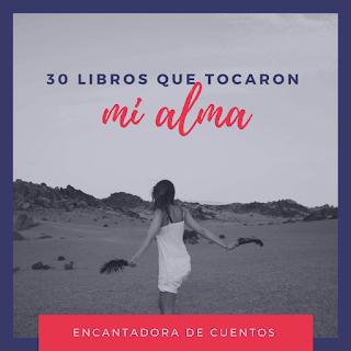 30 libros que tocaron mi alma