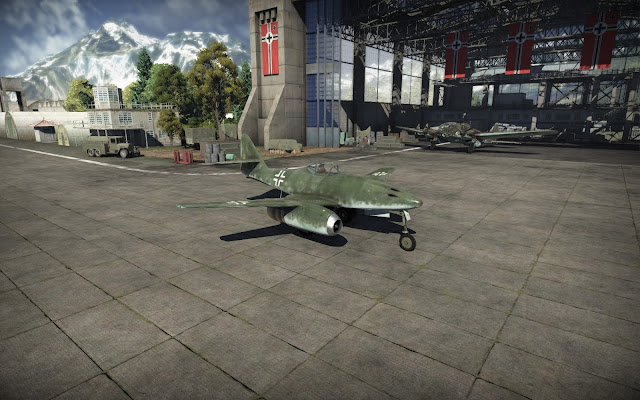 Messerschmitt Me 262 zonafree2play
