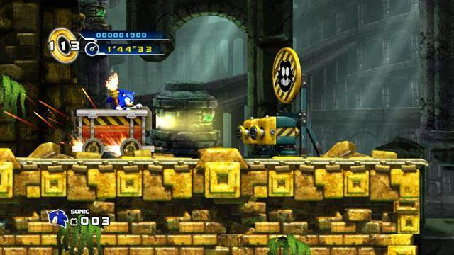 Sonic The Hedgehog 4 Episodio 1 PC Full Descargar Español 2012 1 Link