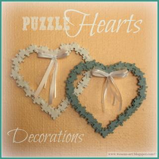 PuzzleHearts weseens-art.blogspot.com