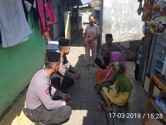 Ditsamapta Polda Banten, Ciptakan Kamtibmasy dengan Patroli Dini Hari