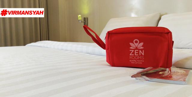 Menginap di ZEN Rooms Surabaya