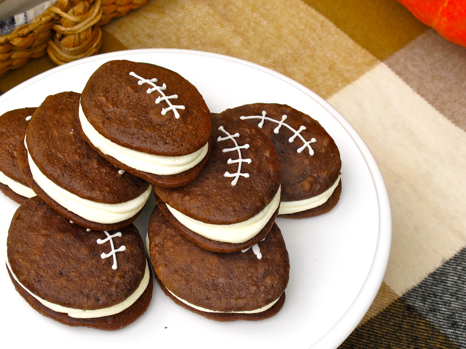 Football Cake Pan Recipe
