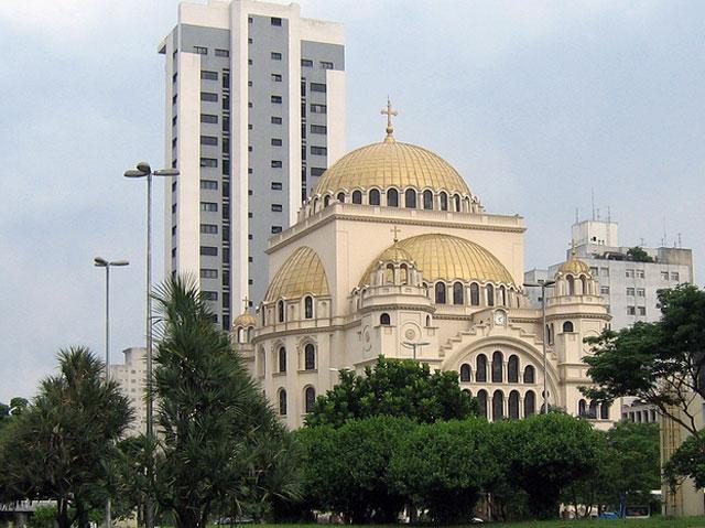 Igreja Ortodoxa no Brasil