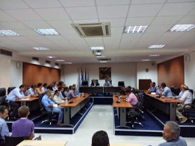 Δείτε τη σημερινή συνεδρίαση του Δημοτικού Συμβουλίου Ηγουμενίτσας (ΒΙΝΤΕΟ)