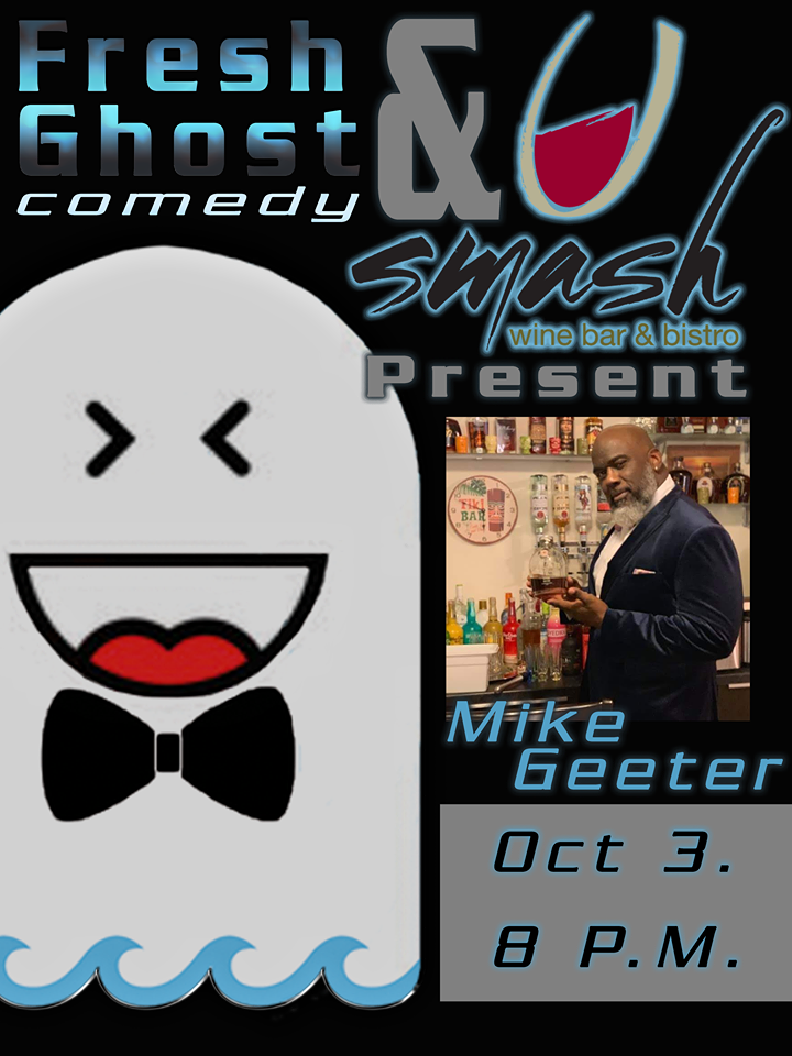 Comedy at Smash! Downtown Muskegon