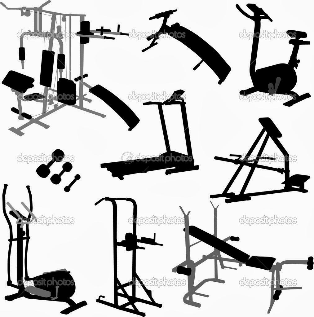 Weight Equipment Clip Art
