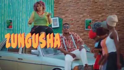 Snura ft Christian Bella - zungusha (official video)