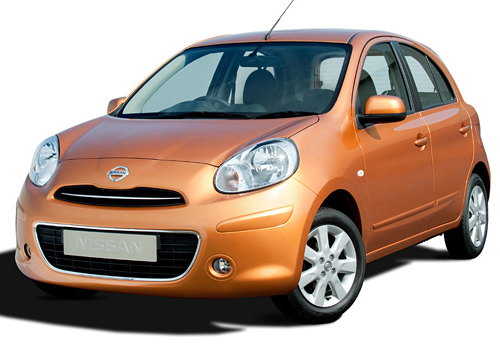 Sports Cars Nissan Micra India
