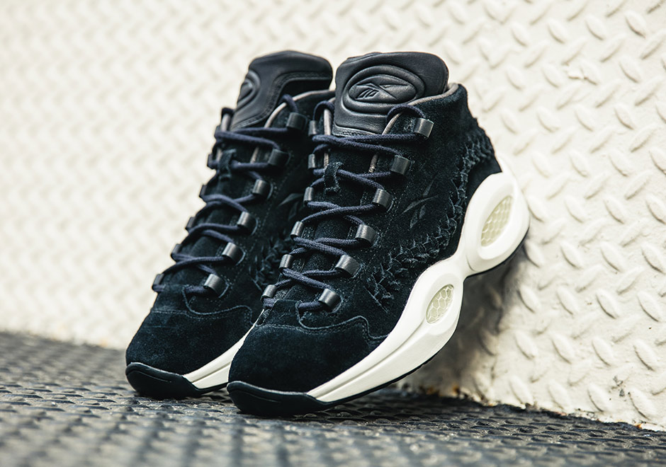 b594333c1b37 Swag Craze  First Look  Hall Of Fame x Reebok Question Mid