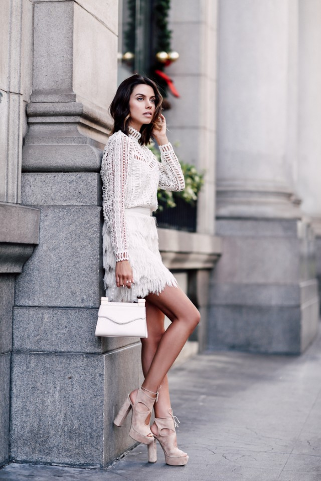 vestidos juveniles de moda 2016