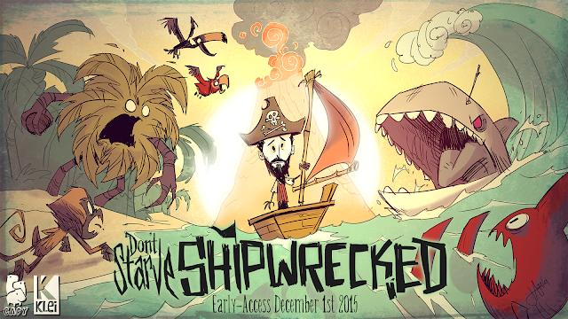 Don't Starve Shipwrecked APK OBB v0.09