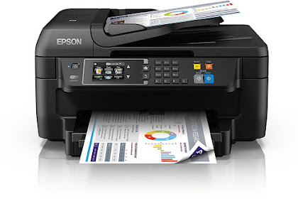 Driver Stampante Epson WF-2760 DWF Download  Installazione Gratuito