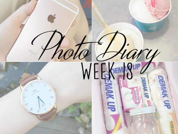 Photo Diary Week 18 - Mei 2016