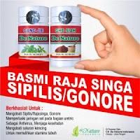 Obat Sipilis dan Gonore Ampuh terpercaya