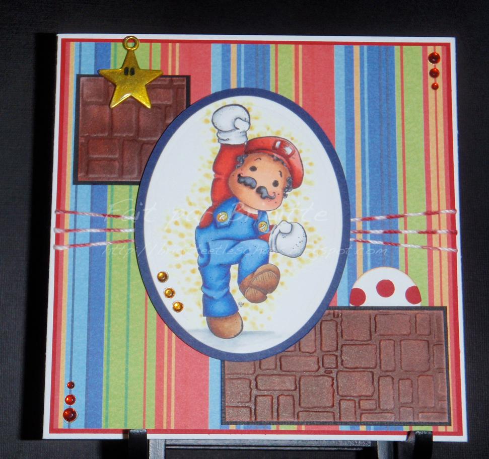 Jeux De Coloriage De Mario   Liberate