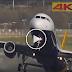 UTair Aviation 767-300 NEAR MISS? GO AROUND at Barcelona-El Prat