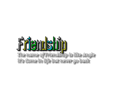 BEST FRIENDs PNG TEXTS