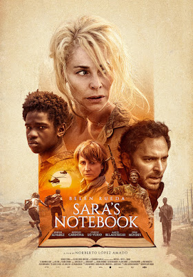 Sara's Notebook Poster