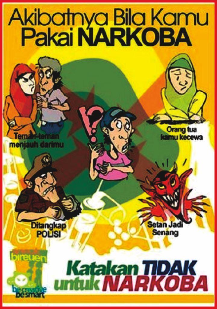 Desain Poster Lingkungan Sekolah