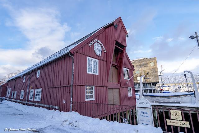 Museo Polar, Tromsø - Noruega, por El Guisante Verde Project