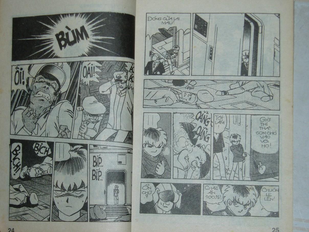 Siêu nhân Locke vol 10 trang 6
