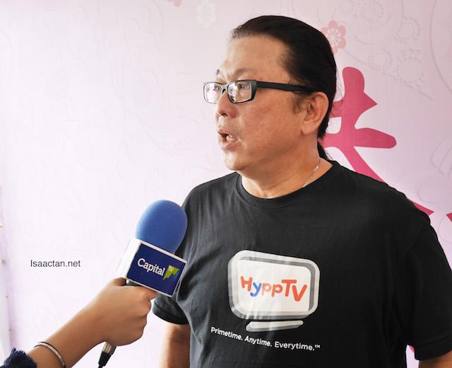 Jeremy Kung, Executive Vice President, New Media, TM