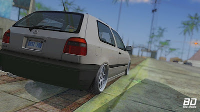 Download mod : VW Golf Mk3 Stance para GTA San Andreas, GTA SA jogo PC