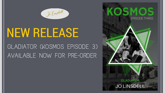 Gladiator (KOSMOS Episode Three) Available For Pre-Order