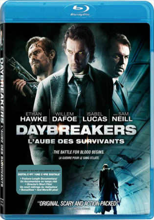 Daybreakers 2009 BluRay 300MB Hindi Dual Audio 480p Watch Online Full Movie Download bolly4u