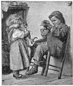 قصص كرتونية قصيرة للأطفال قصة الفأر الصغير في المخزن