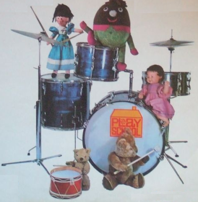 Bang On A Drum - Songs From Play School And Play Away