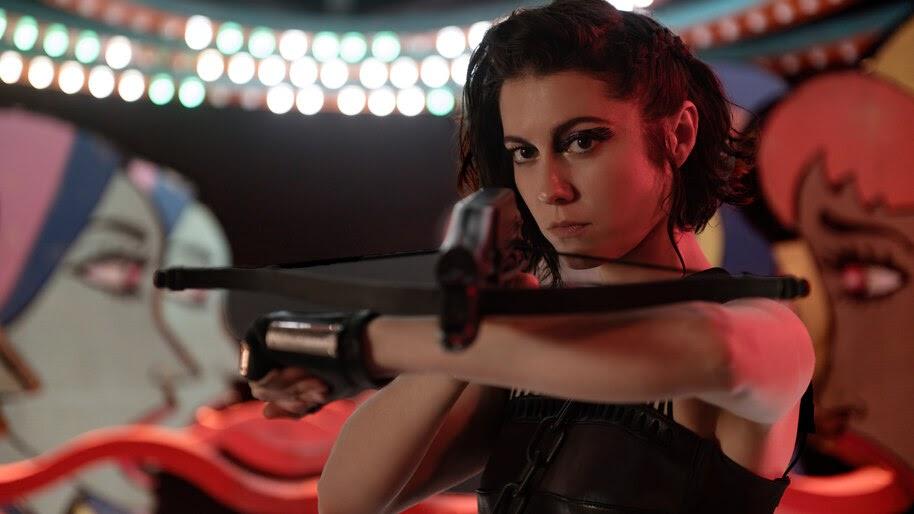 Huntress, Birds of Prey, Movie, 2020, 8K, #7.1111