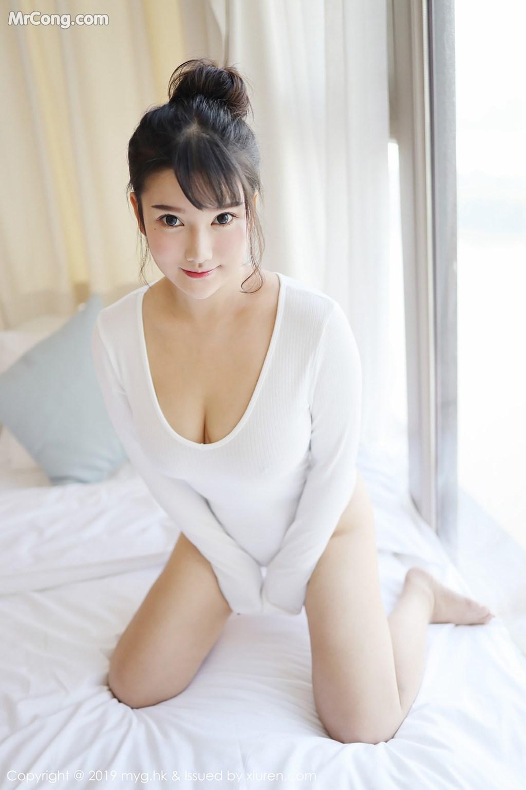 Image MyGirl-Vol.342-Xiao-You-Nai-MrCong.com-001 in post MyGirl Vol.342: Người mẫu Xiao You Nai (小尤奈) (41 ảnh)