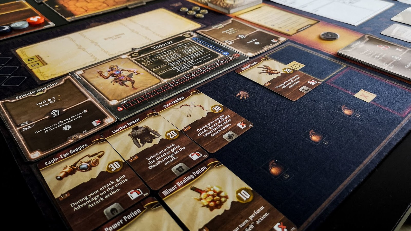Kickstarter Highlights Gloomhaven Play Mats Unofficial