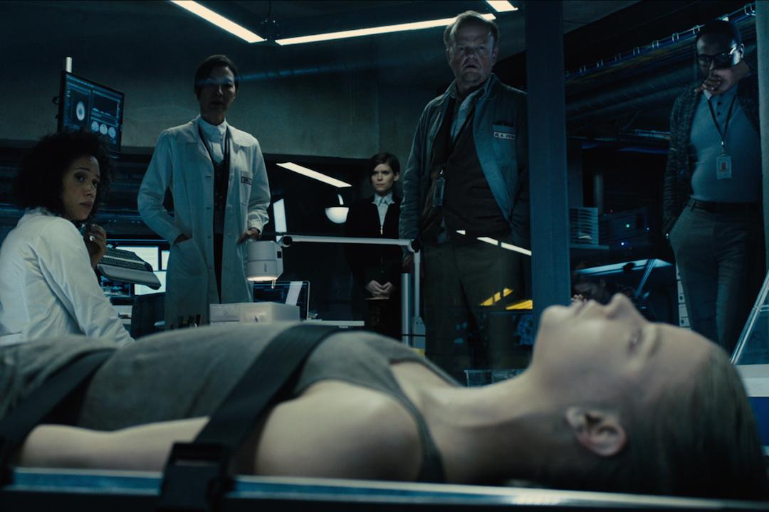Morgan Film: Edge Of The Plank: 'Morgan' Film Review