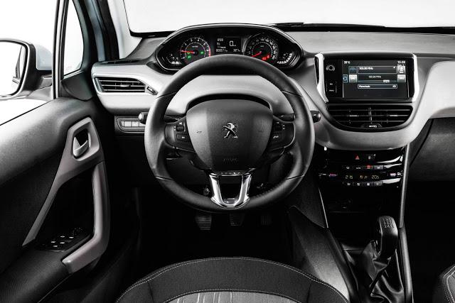 Peugeot 208 1.2: disponível para locação na Unidas