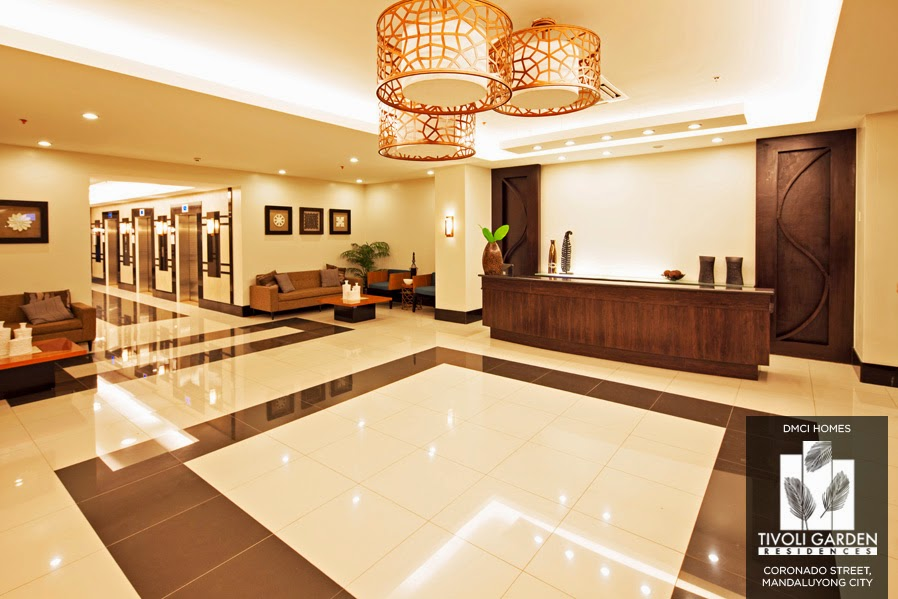 Tivoli Garde Residences Hotel-like Lobby