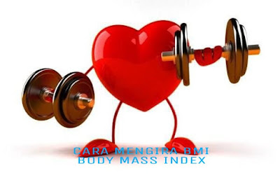 Cara Mengira BMI Body Mass Index