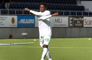 Ghanaian footballer jailed for raping his wife in Sweden